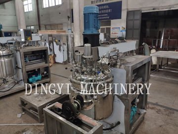 High Precision Face Cream Making Machine / Large High Viscosity Mixer