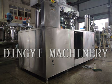 High Performance Vacuum Planetary Mixer For Cosmetics , Pharmaceutical Production